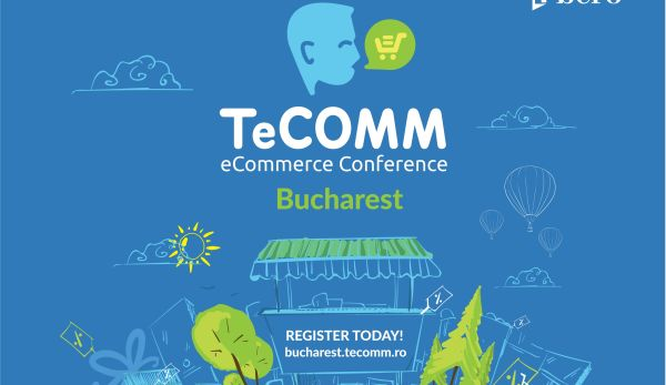 TeCOMM: 'Romanians are not afraid to pay online by card. They are paying constantly to companies they trust and they impose this'
