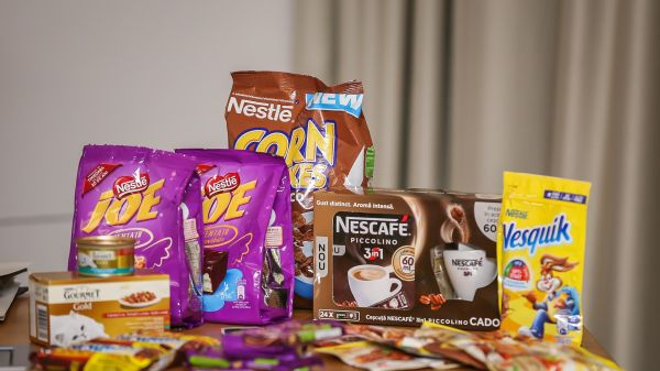 Nestlé announced in 2016 the largest increase in the past eight years in Romania