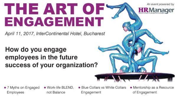 Implicarea angajatilor nu este doar o arta, ci si un avantaj competitiv