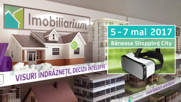 What budgets are preparing the visitors to the Imobiliarium expo in Bucharest