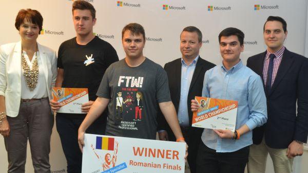 Romania has chosen the representative at the World Championship Microsoft Office Specialist 2017