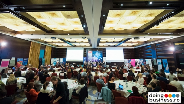 Managers and entrepreneurs across the country meet on May 10 at the Business (r) Evolution Conference