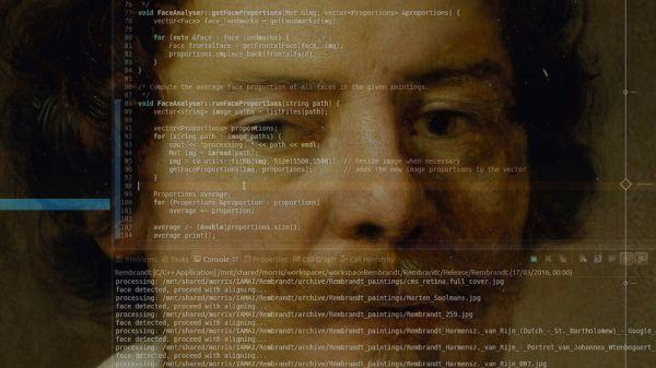 Microsoft prezinta pentru prima data in Romania  proiectul de arta si tehnologie 'The Next Rembrandt'