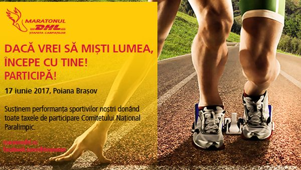 You can register until 9 th June at DHL Carpathian Marathon Relay!