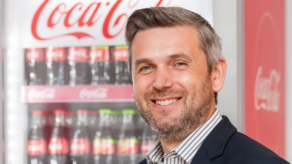Constantin Bratu is the new Public Affairs & Communication Manager  Coca-Cola Romania and Moldova