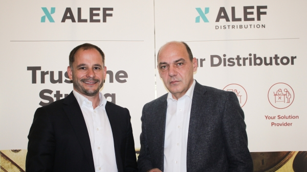 ALEF Distribution enters the Romanian market by acquiring Likeit Solution, a distributor of IT systems and equipment