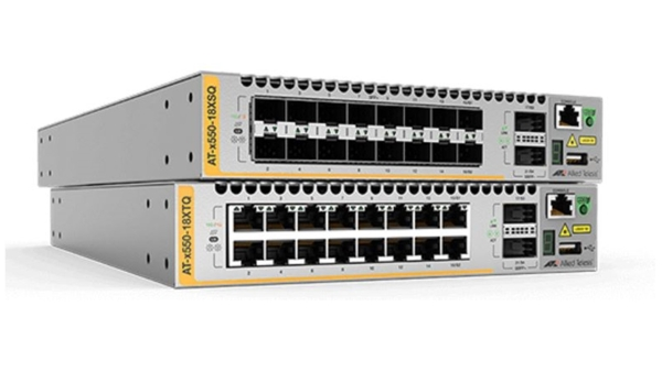ELKO Romania Announces Allied Telesis x550 Switch Series dedicated to 10 Gigabit Ethernet