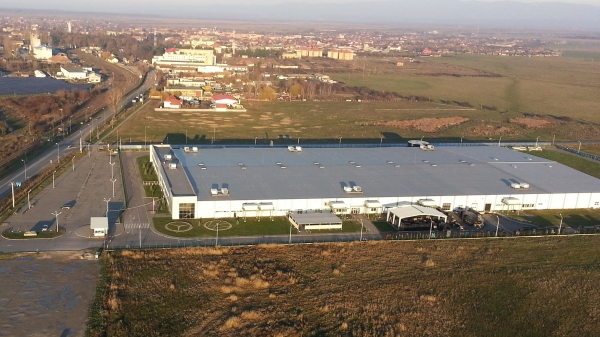 CTP is investing 18 million euros in the acquisition of two logistics parks in the west of the country