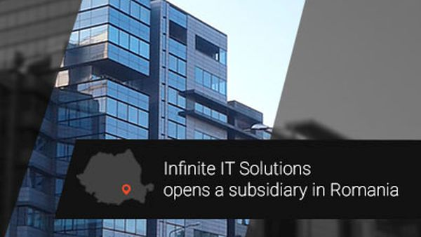 Infinite IT Solutions opens a subsidiary in Romania