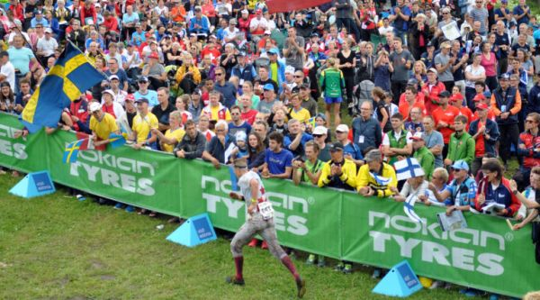 Nokian Tires continues to support the World Orienteering Championships