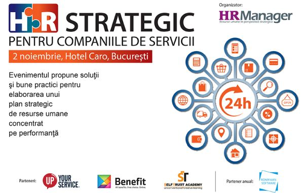 Strategic HR for Service Companies