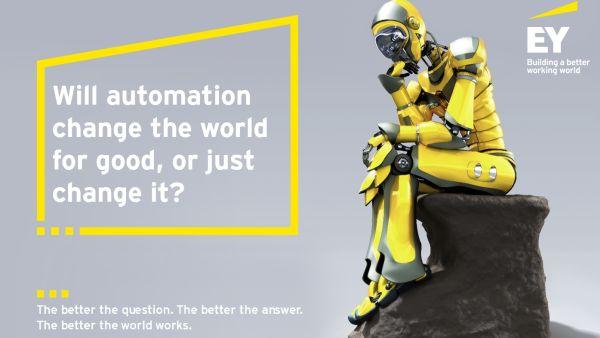 EY si UiPath conecteaza companiile cu tehnologia RPA (robotic process automation)