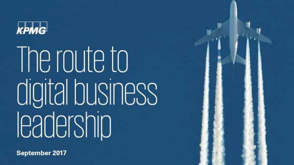 The route to digital business leadership