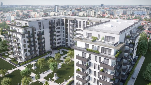 Conadi sold two-thirds of the first phase of the residential Arcadia Apartments Domenii Areas