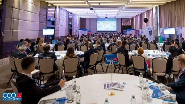 CEO Conference - Shaping the Future brings together the elite of the Romanian business environment