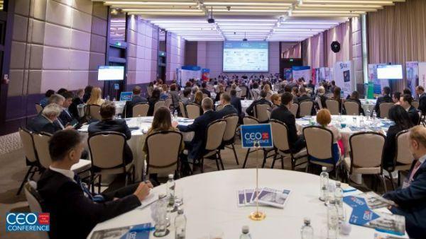 CEO Conference - Shaping the future reuneste elitele mediului de afaceri romanesc