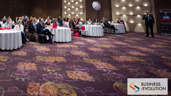 Antreprenorii din Mures si din judetele invecinate sunt invitati la conferinta care inchide seria Business rEvolution din acest an