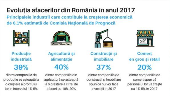The year 2017, Black Friday Year for the Romanian economy