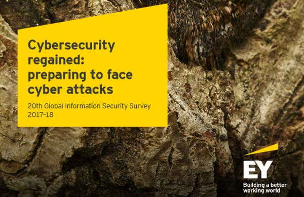 EY Study: Organizations face high risks from cyber attacks; common attack methods are still successful