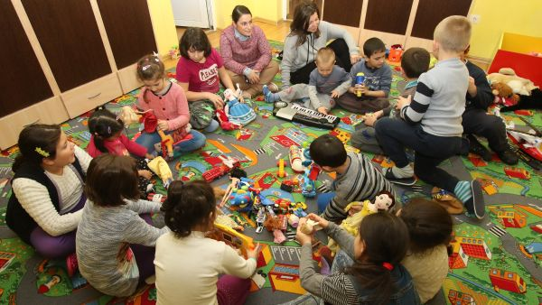 KRUK Romania supports early financial education alongside the Hope and Homes for Children Foundation