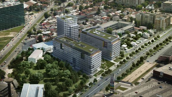 AFI Europe Romania concludes a EUR 22 million Development Loan from Bank Leumi Romania for the financing of AFI Tech Park phase 1