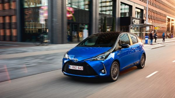 Toyota Yaris 2017 gets 5 stars in Euro NCAP safety tests