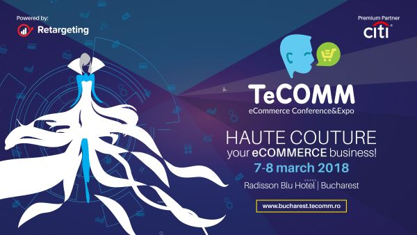 Why should consider an online store in 2018? 4 Essential Elements in eCommerce presented at TeCOMM