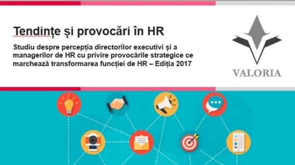 Tendinte si provocari in digitalizarea HR in companiile din Romania