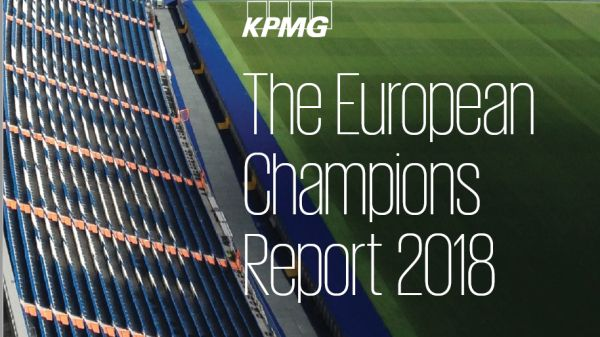 KPMG Football Benchmark: The European Champions Report 2018