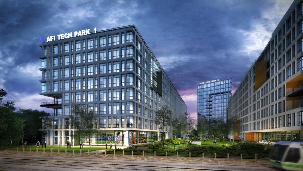 AFI Europe Romania leases 2,000 sq m in AFI Tech Park to GAME WORLD GROUP