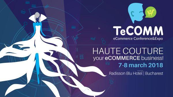 A mai ramas doar o zi pana la Conferinta de Comert Electronic TeCOMM