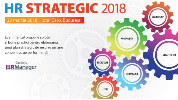 HR Strategic 2018 - The solutions and good practices for developing a strategic human resources plan
