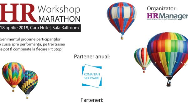 Antreneaza-te la HR Workshop Marathon 2018