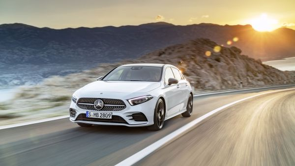 The new Mercedes-Benz Class A is available for orders in Romania