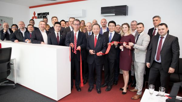 Mitsubishi Electric Europe opens its first branch in Romania