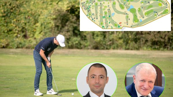 Another golf event that brings together professionals and amateurs