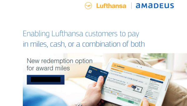 New opportunities for Lufthansa customers