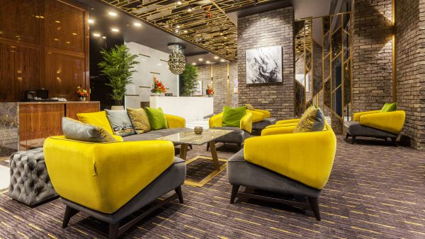 Hotel Platinia - the newest 5-star hotel in Transylvania, opened in Cluj-Napoca
