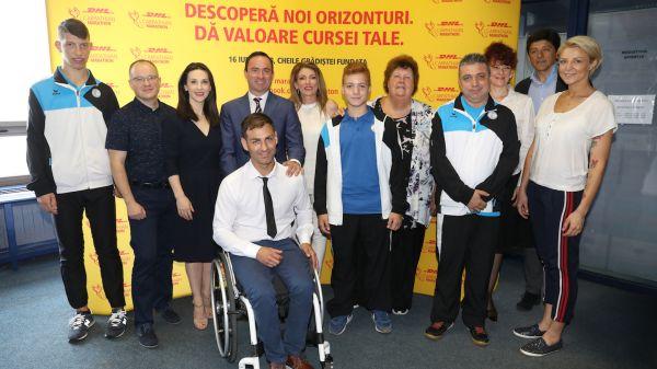 DHL Carpathian Marathon, pentru al patrulea an consecutiv alaturi de sportivii paralimpici