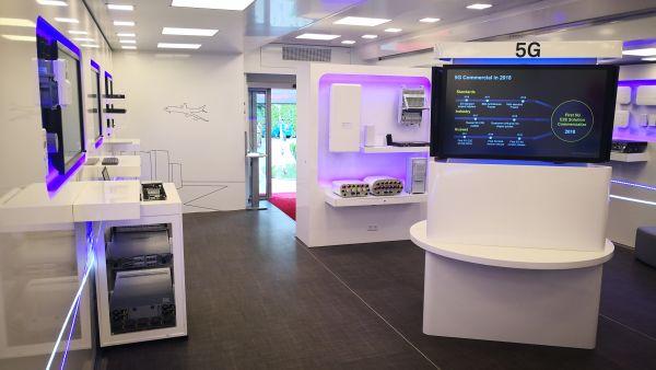 Huawei Roadshow s-a intors in Bucuresti: 5G, alaturi de cele mai noi tehnologii IT&C de top la expozitia 2018