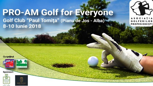 Today the golf community in Romania is bigger and more mature