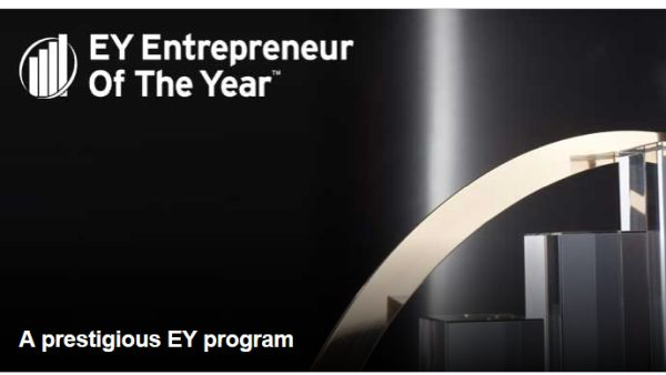 O noua editie a EY Entrepreneur Of The Year