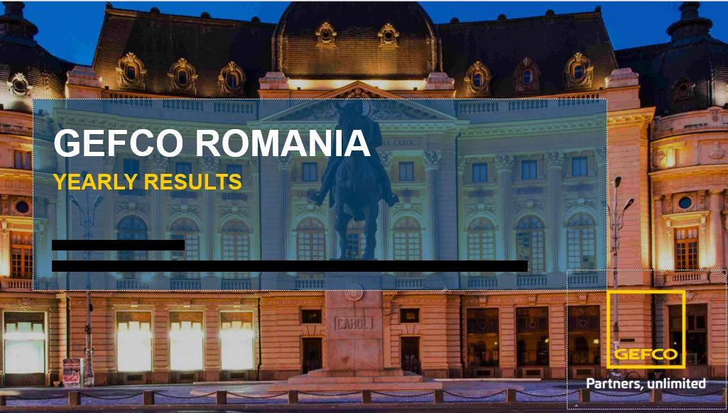 Annual local financial results 2017: GEFCO Romania demonstrates enhanced performance