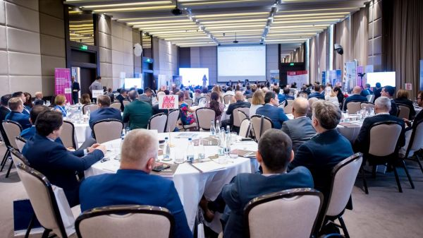 CEO Conference - the reference event of the Romanian business environment brought together over 160 top executives in Bucharest