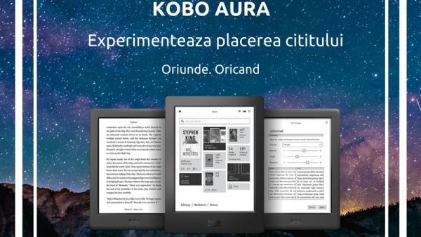 Ingram Micro Distribution brings Rakuten Kobo e-book readers to the Romanian market