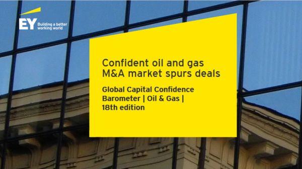 Creste apetitul pentru tranzactii in industria de petrol si gaze, iar optimizarea portofoliilor incurajeaza fuziunile si achizitiile