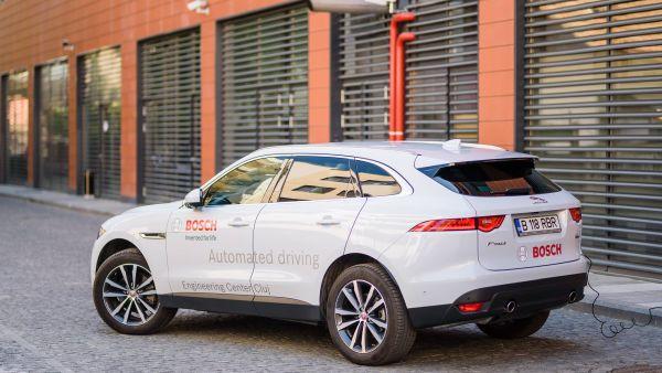 """""""Bosch Future Mobility Day"""", prima editie  Bosch continua programele educationale dedicate studentilor si publicului pasionat de tehnologie"""