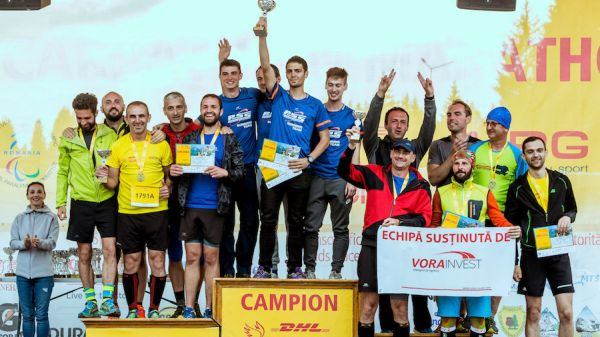Almost 1,500 registered runners and over 15,000 Euros gathered at the 9th DHL Carpathian Marathon!