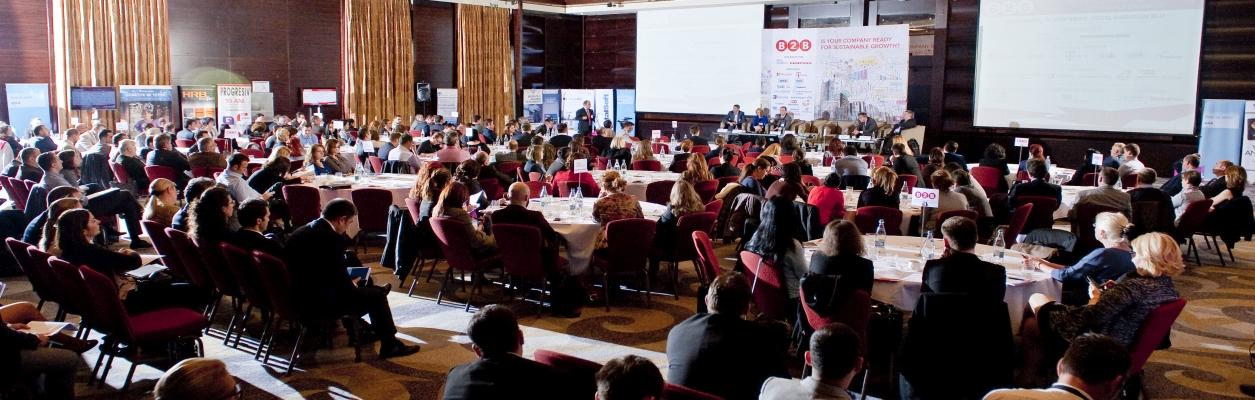 Business to more Business - Solutii pentru dezvoltarea afacerilor - Galati, 2016