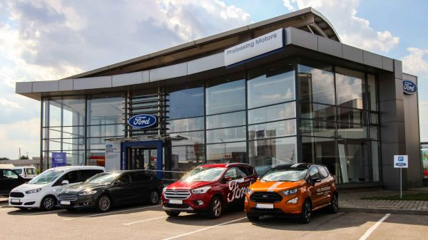 Proleasing Motors, after the first 6 months of the year: overcoming the Ford sales target and a new distinction Best BMW Dealer in Customer Care in Romania